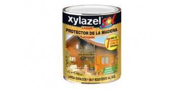 Proteccion y tratamiento para madera - SOL LASUR SATINADO INCOLORO 750 ML