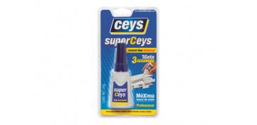 Adhesivos - ADHESIVO SUPERCEYS 20 G