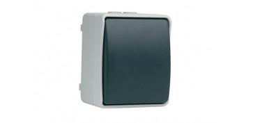 Material instalacion electrico - INTERRUPTOR ESTC.SUPF.S45 (BL)836201