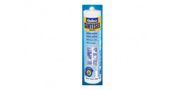 Masillas y siliconas - SELLADOR MULTI SINTESEL 300 ML BLANCO
