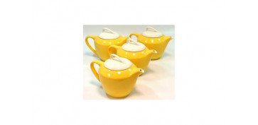 Reutilizable Eco-Friendly - CAFETERA TOP PAGNOSSIN 315 AMARILLO