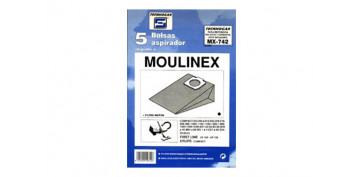 BOLSA ASPIRADOR MOULINEX COMPACT EFF 5 UDS