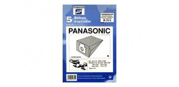 Limpieza del hogar - BOLSA ASPIRADOR PANASONIC MCE-7000 5 UDS