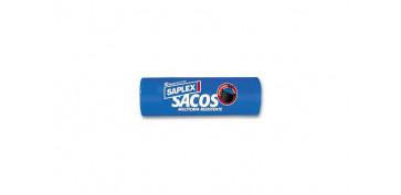 Utiles de limpieza - SACO BASURA CIERRA FACIL 120L (10U) 80X110 RESISTENTE