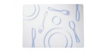 Textil y costura - MANTEL POLIPROP.INDIVID. 46X33 PUPUR