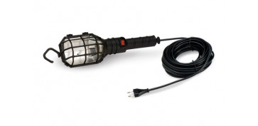 Iluminacion industrial - PORTATIL C/CABLE 100 W-5 M
