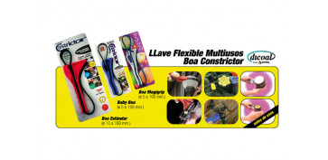 LLAVE FLEXIBLE MULTIUSOS BOA ESTANDAR