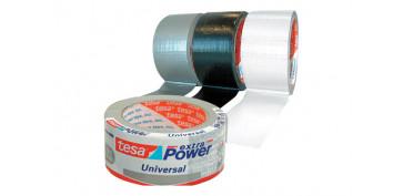 Adhesivos - CINTA AMERICANA EXTRA POWER 25X48 NEGRO