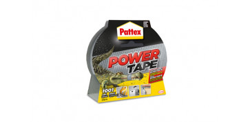 CINTA ADH PATTEX POWER TAPE 25 MT GRIS