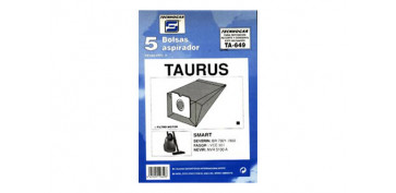 Limpieza del hogar - BOLSA ASPIRADOR TAURUS SMART 5 UDS