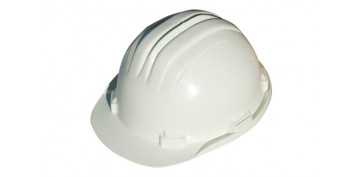 CASCO DE PROTECCIÓN CON REGULACION BLANCO