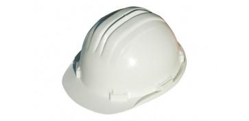 Proteccion de la cabeza - CASCO DE PROTECCIÓN CON REGULACION BLANCO