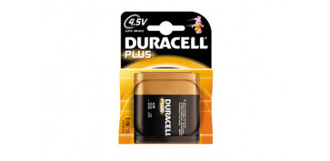 PILA DURACELL PLUS POWER 3LR12-BL.1