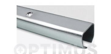 PERFIL ACERO NEOCROM K40/75 2 M