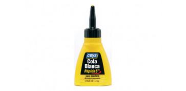 Adhesivos - COLA BLANCA RAPIDA BIBERON 75 GR