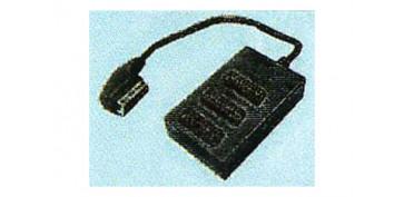 Instalación imagen, sonido y telefonía - PROLONGACION 1,5M EUROCONECTOR 21PI 3 SALIDAS