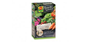 Plantas y cuidado de las plantas - ABONO HUERTO Y FRUTALES 1 KG