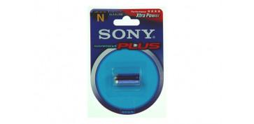 Pilas y baterías - PILA STAMINA PLUS SONY LR- 1 BL.1 U