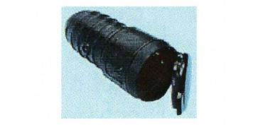 Material instalacion electrico - BASE AEREA PVC 10/16A NEGRA