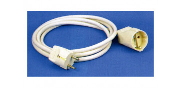 Cables - PROLONGACION 3X1,5 BLANCA464701-2 M