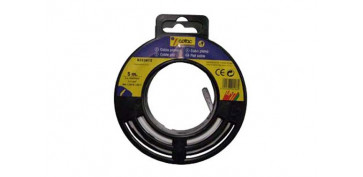 Cables - CABLE MANGUERA PLANA BLANCO 2X1 10 M