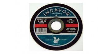 DISCO CORIN.C/INOX (A) INDAVOR 115X1X22