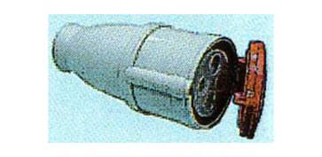 Material instalacion electrico - BASE AEREA CETAC 3P+T 16A 400V 20105