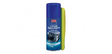 Productos para el automovil - LIMPIA SALPICADEROS Y BAYETA520 ML