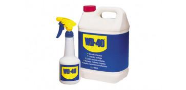 Engrase y lubricacion industrial - LUBRICANTE MULTIUSOS GARRAFA Y PULVERIZADOR 5 L
