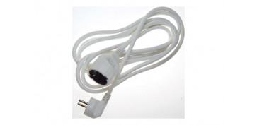 Cables - ALARGO ELECTRICO MANGUERA RED 3G1,52 M-BLANCO