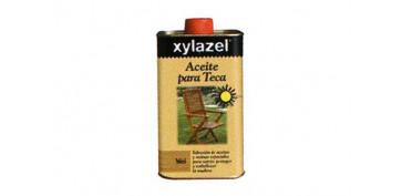 Proteccion y tratamiento para madera - ACEITE TECA 5 L MIEL