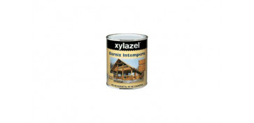 Proteccion y tratamiento para madera - BARNIZ INTEMPERIE INCOLORO 375 ML BRILLANTE