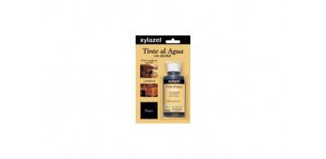 Proteccion y tratamiento para madera - TINTE AL AGUA 150 ML TECA