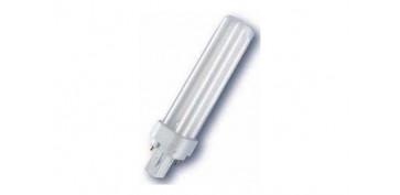LAMPARA BAJO CONSUMO PLC 2PINS 26W/840G24D3