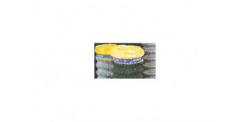 MALLA SIMPLE TORSION PLASTIFICADA 40/17/100