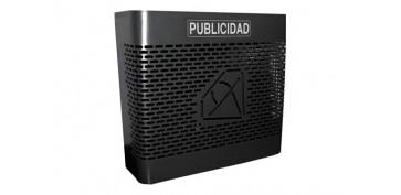 Buzones y cajas fuertes - CESTA PUBLICIDAD 00331 NEGRO