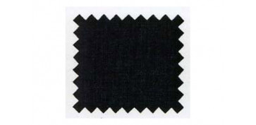 Textil y costura - SERVILLETA SET 4 UND ARAMIS NEGRO