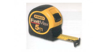 Medidores de distancias - FLEXOMETRO BIMATERIA FAT MAX 8 MT-32MM