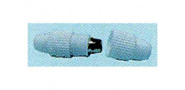 Instalación imagen, sonido y telefonía - EMPALME CABLE COAXIAL