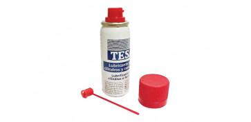 Engrase y lubricacion industrial - LUBRICANTE PARA CILINDROS Y CERRADURAS SPRAY 50 ML