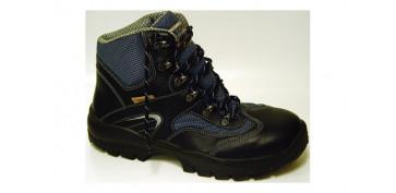 Calzado de seguridad - BOTA PIEL EDIPO S3 COFRA T.41