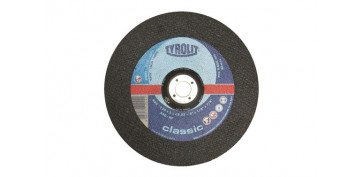 Discos - DISCO CORTE INOX STANDARD 178X1.6X22 PLANO