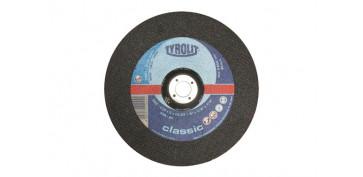Discos - DISCO CORTE INOX STANDARD 230X1.9X22 PLANO
