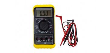 Otros instrumentos de medida - MULTIMETRO DIGITAL TE3030