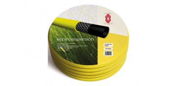 Manguera de riego - MANGUERA AGRICOLA AMARILLA ESPIROASPERSION Ø 19 MM