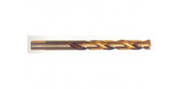 Brocas metal - BROCA TURBOMAX S.ORO/AMARILLA D. 9.5X125