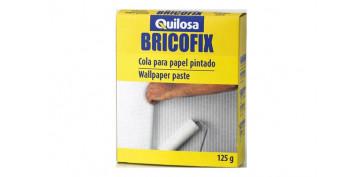 Adhesivos - COLA PAPEL PINTADO BRICOFIX 125 G