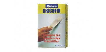 Masillas y siliconas - TAPAGRIETAS BRICOFIX 1,5 KG