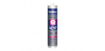 Masillas y siliconas - SELLADOR ACRILICO SINTEX 300ML AC-47 GRIS