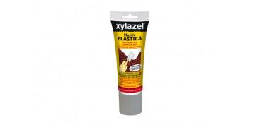Masillas y siliconas - MASILLA EN TUBO 250 G PLASTICA